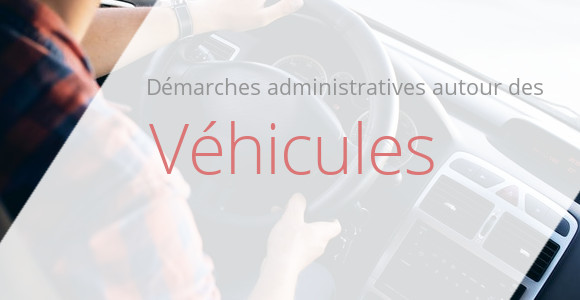 demarche vehicule